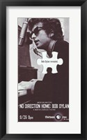 Framed No Direction Home: Bob Dylan By Martin Scorsese