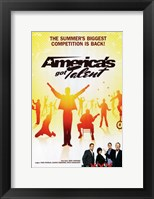 Framed America's Got Talent