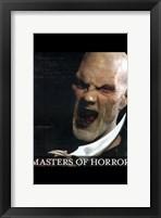 Framed Masters of Horror