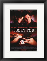 Framed Lucky You