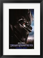 Framed Transformers - style F