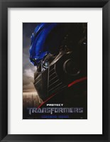 Framed Transformers - style G