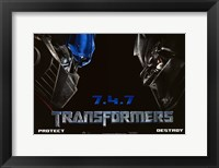 Framed Transformers - style M