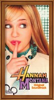 Framed Hannah Montana - soundtrack - style A