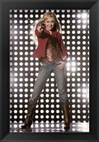 Framed Hannah Montana - style E