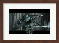 Framed Teenage Mutant Ninja Turtles Leonardo