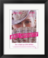 Framed Marie Antoinette Movie French