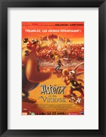 Framed Asterix and the Vikings