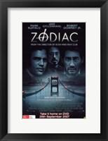 Framed Zodiac - faces