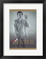 Framed Dexter - Better than ever