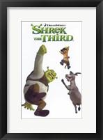 Framed Shrek the Third Jumping