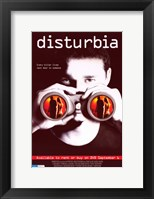 Framed Disturbia