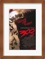 Framed 300
