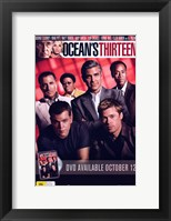 Framed Ocean's Thirteen (DVD Promotional)