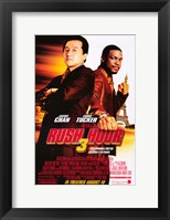Framed Rush Hour 3