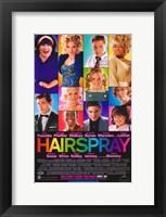 Framed Hairspray