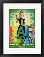 Framed Hairspray - Amanda Bynes