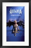 Framed Cirque du Soleil - Alegria?