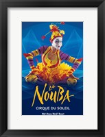 Framed Cirque du Soleil - La Nouba, c.1998