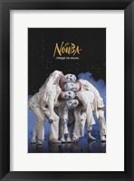 Framed Cirque du Soleil - La Nouba, c.1998 (les cons)
