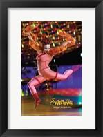 Framed Cirque du Soleil - Saltimbanco, c.1992