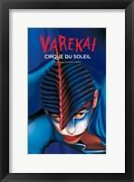 Framed Cirque du Soleil - Varekai, c.2002