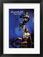 Framed Cirque du Soleil - Zumanity, c.2003 (hand to hand)