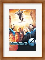 Framed Fantastic Four: Rise of the Silver Surfer