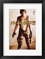 Framed Resident Evil: Extinction Japanese