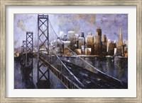 Framed Bay Bridge