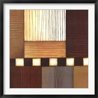 Framed Brushwood II