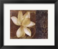 Lettre D'Amour I Framed Print