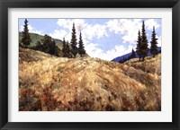 Framed Beyond the Hill