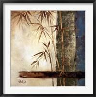 Bamboo Royale II Framed Print
