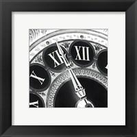 Hands of Time II Framed Print