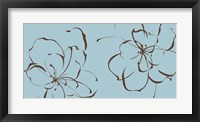 Blooming Moments I Framed Print