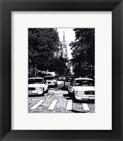 Framed New York Minute I