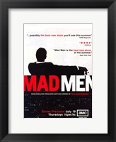 Framed Mad Men (TV) Critics Rave
