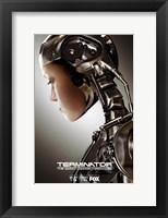 Framed Terminator: The Sarah Connor Chronicles - style F