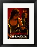 Framed Terminator: The Sarah Connor Chronicles - style K