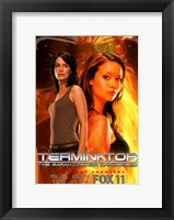 Framed Terminator: The Sarah Connor Chronicles - style L