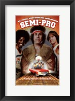 Framed Semi-Pro Movie