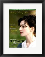 Framed Becoming Jane Green