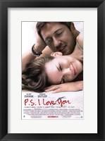 Framed P.S. I Love You