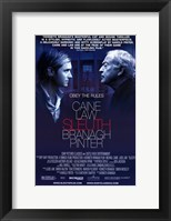 Framed Sleuth Michael Caine