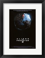 Framed Aliens Vs. Predator 2: Requiem