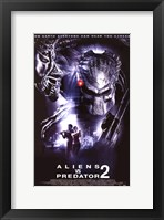 Framed Aliens Vs. Predator: Requiem Movie