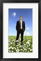 Framed Pushing Daisies Lee Pace as Ned