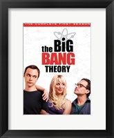 Framed Big Bang Theory