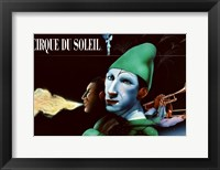 Framed Cirque du Soleil, c.1984